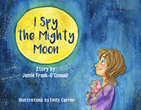 I Spy the Mighty Moon - Children's Book Preview