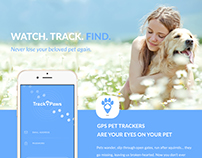 Track Paws App