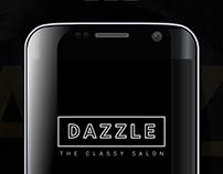 Dazzle Salon App