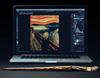 Hidden Treasures of Creativity / Edvard Munch