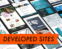 Client Websites: Developed