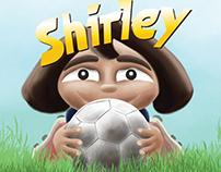 Shirley Cruz, soccer player