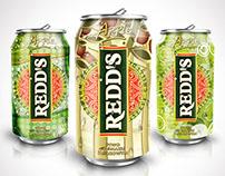 Redd's cans design