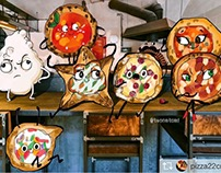 "Инстаквест для ресторана ""Pizza22cm""."