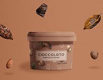 GELATO SPOT- Packaging Design