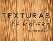 Texturas - Madera By argentamlf