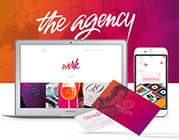 Absolute Agency - Brand Identity