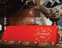 Embalagens Presenteáveis - Doce Beijo Chocolataria