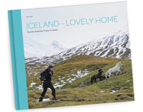 "Bookdesign: ""Iceland - Lovely Home"""