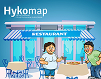 Hykomap Visual
