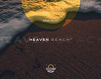 HEAVEN BEACH Corporate identity