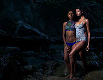 CAMPAIGN FOR RUM PUNCH RESORTWEAR