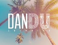 Dandu Swimwear   Logo Design