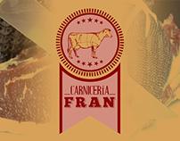 Nueva imagen de marca Carnicería Fran