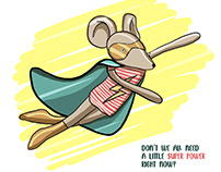 Super Mouse // Eigenprojekt STGuI