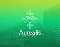 Aurealis - Branding