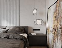 HONEYMOOD MASTER BEDROOM INTERIOR DESIGN