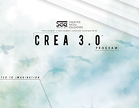 Crea 3.0 Cursus Advertisement Project