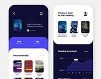 Book Reading App