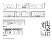 Propuesta reforma vivienda 4 dormitorios en Av. Anaga