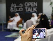 Open Talk - Branding