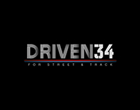 DRIVEN34 | FOR STREET & TRACK