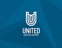 Logo & Web Design for United Detox