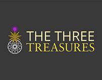 The Three Treasures Logo
