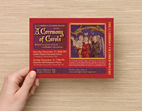 Chorus Postcard