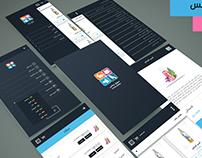ui \ ux Mobile design