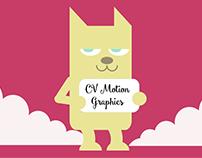 CV Motion Graphics