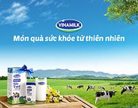 Vinamilk - Liquid Milk Brandsite