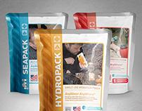 HTI Hydropack Branding