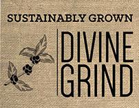 Logo & Branding: Divine Grind
