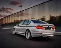 BMW F10 by Dmitry Zhuravlev