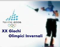 Identity di rete Olimpiadi Invernali Torino - 2006 RAI