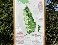 Sentier pédagogique des marais d'Amfard