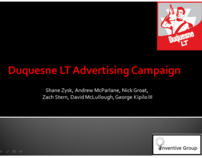 Duquesne LT Advertising Presentation