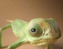 WIP- Baby Chameleon