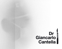 Website for Dr Giancarlo Cantella / Plastic Surgeon