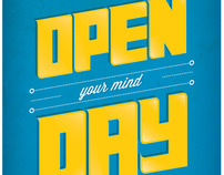 CUT Open Day Campaign