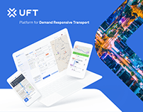 UFT - Platform for Demand Responsive Transport