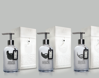 The Grooming Lounge - Packaging