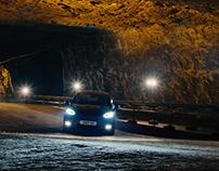 Ford Fiesta ST: Undertrack