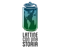 Lattine con una storia // booklet