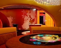 Holland Casino DJ Game | audiovisual experience