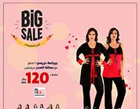 BiG sale For Tag Company - Social media