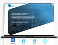 Asan Learning Landing Page