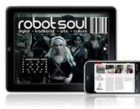 Robot Soul - Interactive Magazine