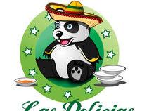 Las Delicias  Web Mascot